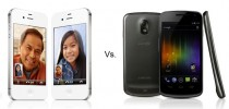 Galaxy-Nexus-VS-iPhone-4S